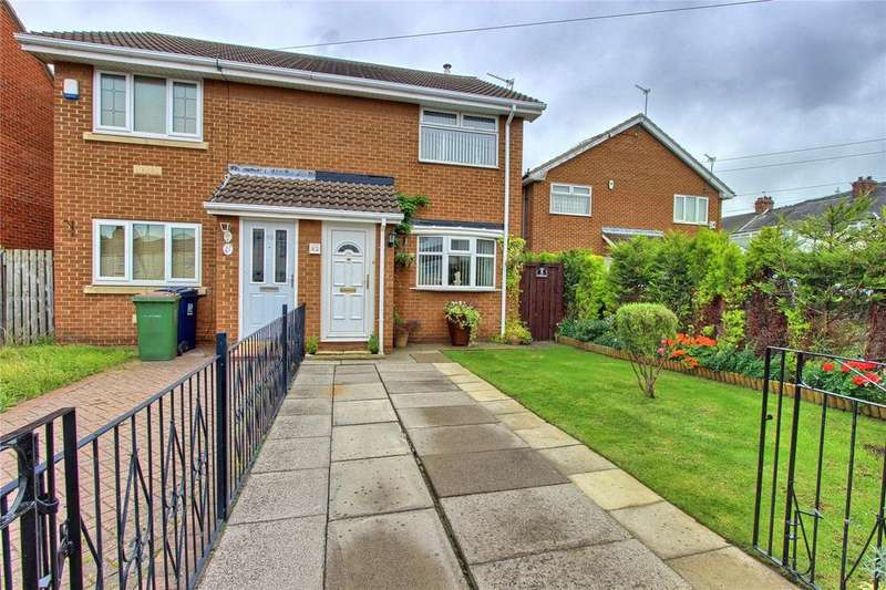 2 Bedrooms Semi Detached House for sale in California Road, Eston