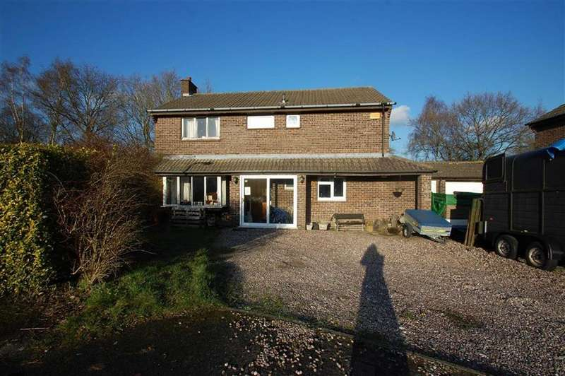 5 Bedrooms Detached House for sale in Duncombe Close, Bramhall, Cheshire