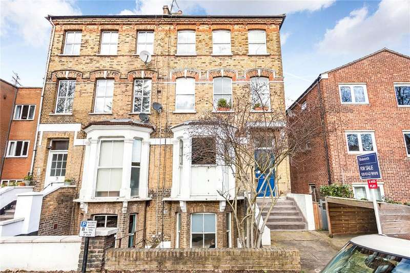 2 Bedrooms Flat for sale in Crescent Road, London, N8