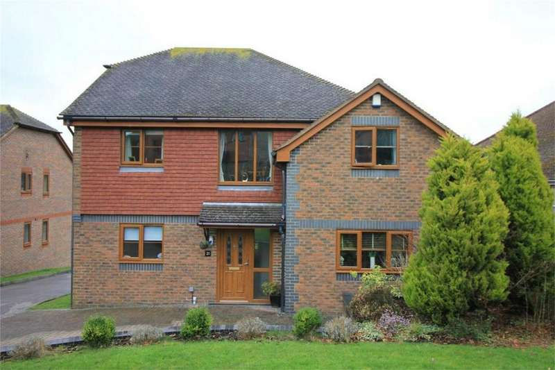 5 Bedrooms Detached House for sale in 21 Virgins Lane, BATTLE, East Sussex