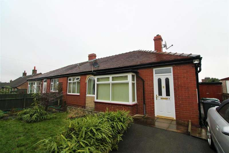 3 Bedrooms Semi Detached Bungalow for sale in Ings Road, Almondbury, Huddersfield, HD5 8TB