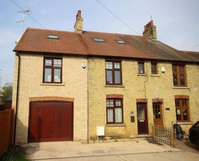 4 Bedrooms Semi Detached House for sale in Lynn Road, Ely