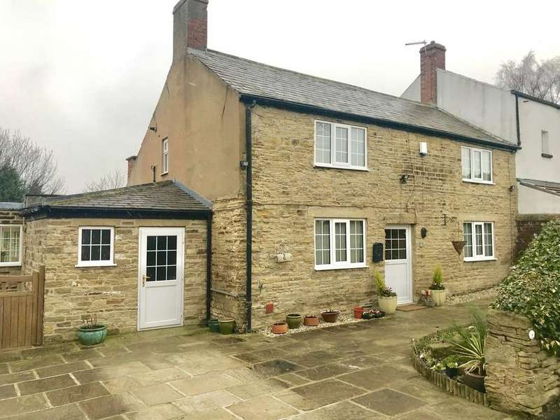 3 Bedrooms Cottage House for sale in Hill Top Lane, Barnsley S75