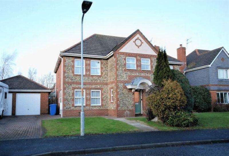 5 Bedrooms Detached House for rent in Stobhill, Morpeth