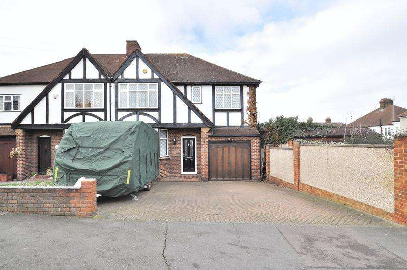4 Bedrooms Semi Detached House for sale in Carisbrooke Avenue, Bexley