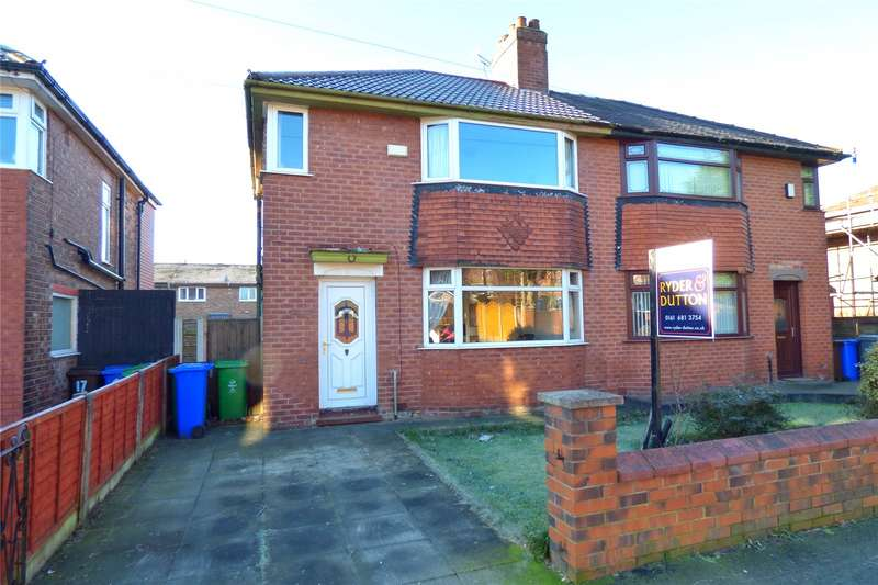 3 Bedrooms Semi Detached House for sale in Wharfedale Avenue, Moston, Manchester, M40