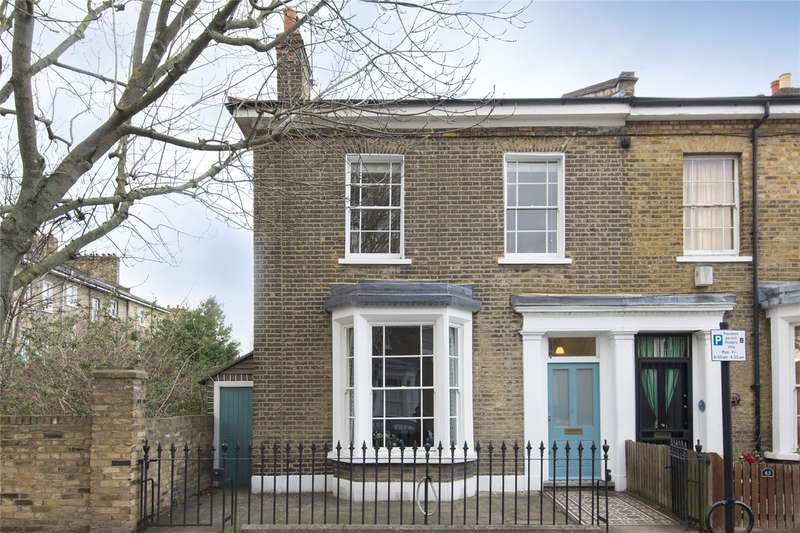 3 Bedrooms End Of Terrace House for sale in Lavender Grove, Hackney, London, E8