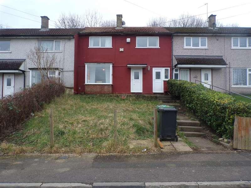 3 Bedrooms Terraced House for sale in Ramsbury Avenue, Penhill, Swindon