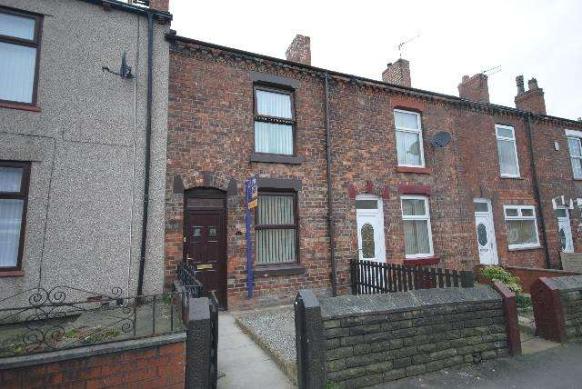 2 Bedrooms Terraced House for sale in Tunstall Lane, Pemberton, Wigan.