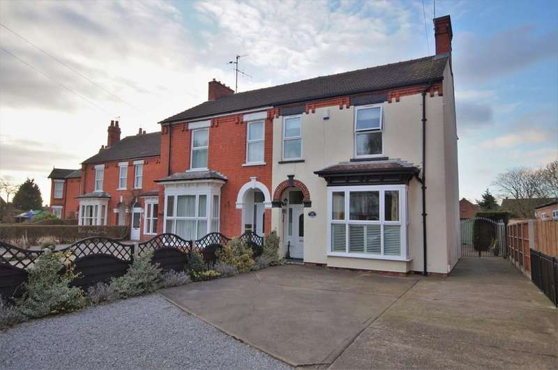 3 Bedrooms Semi Detached House for sale in Hykeham Road, Lincoln