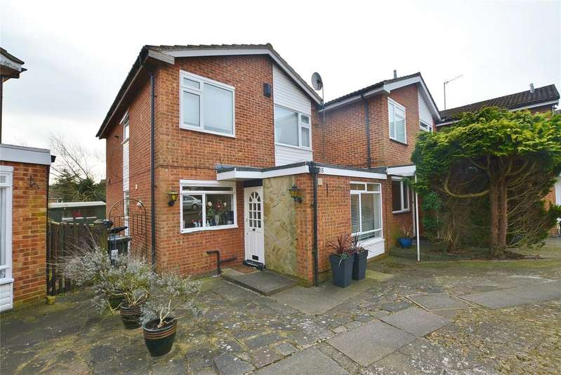 4 Bedrooms End Of Terrace House for sale in Howard Close, Bushey Heath, Bushey, Hertfordshire, WD23