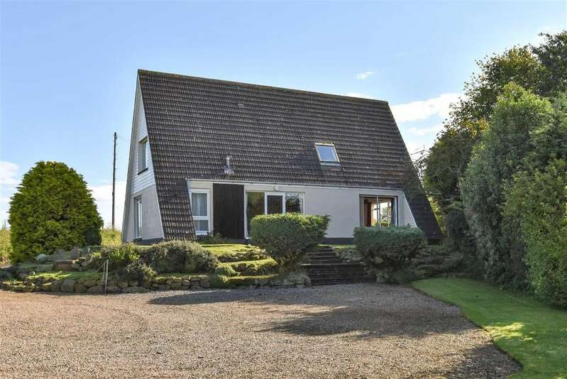 4 Bedrooms Detached House for sale in Cupar Road, Largoward