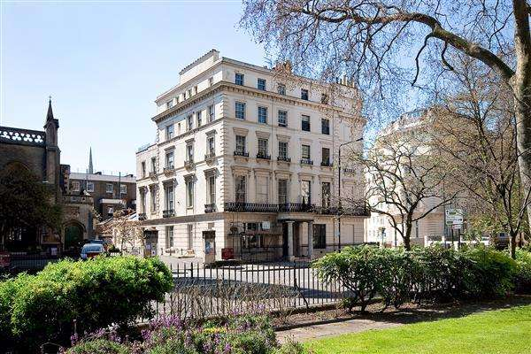 2 Bedrooms Flat for sale in Sussex Gardens Sussex Gardens, Paddington, W2