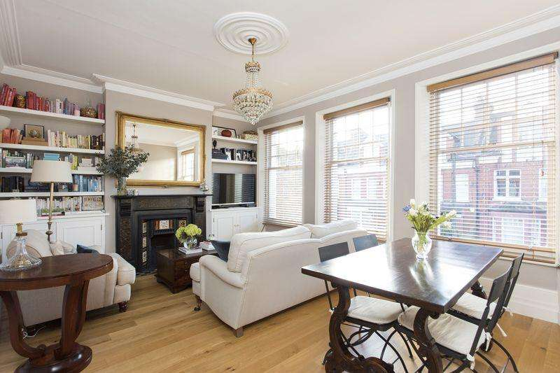 2 Bedrooms Apartment Flat for sale in Nelson Road, N8