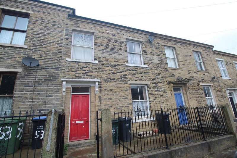 4 Bedrooms Terraced House for sale in Hanover Square, Bradford