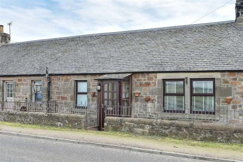 2 Bedrooms Terraced House for sale in Pathead Cottages, St Monans