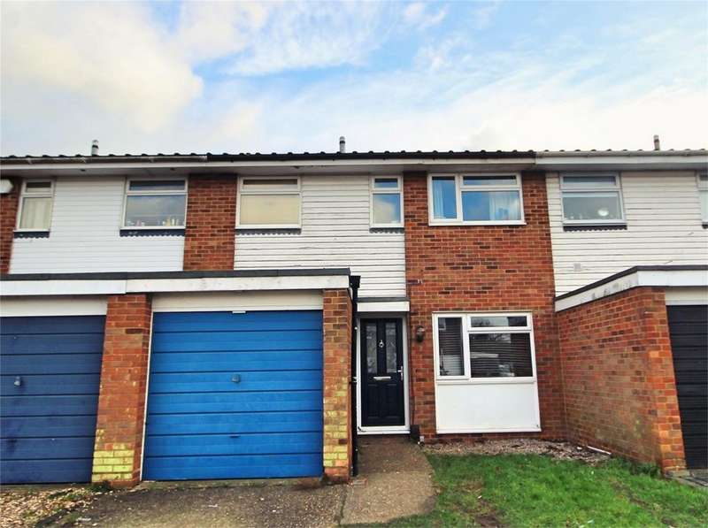 3 Bedrooms Terraced House for sale in Havengore, CHELMSFORD, Essex