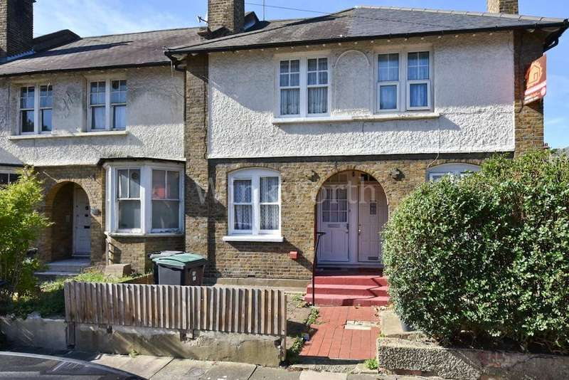 2 Bedrooms Terraced House for sale in Shobden Road, Tottenham, London, N17