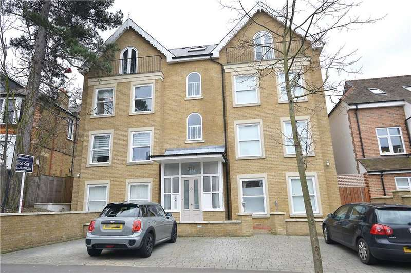 2 Bedrooms Flat for sale in Upland Road, East Dulwich, London, SE22