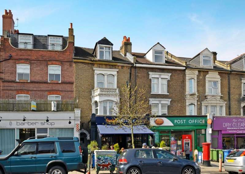 3 Bedrooms Flat for sale in Forest Hill Road, East Dulwich, London, SE22