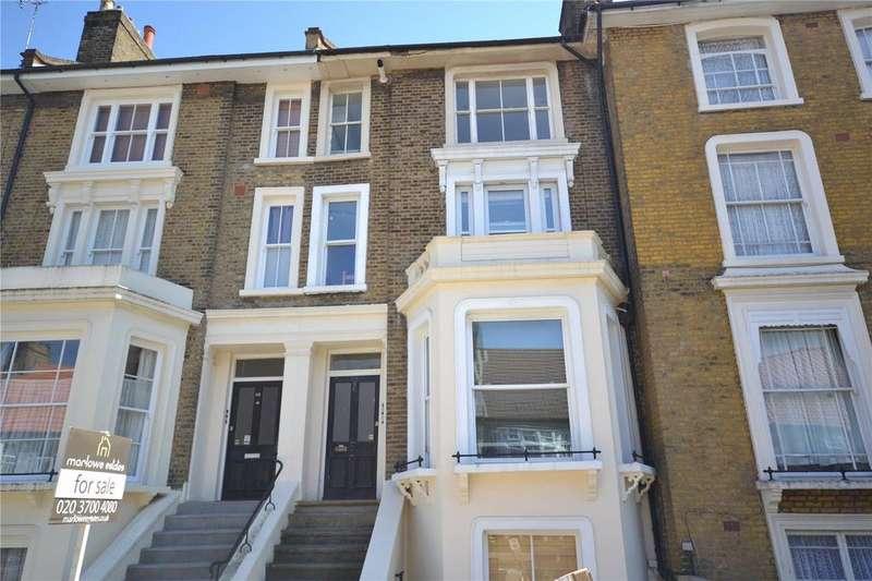 2 Bedrooms Apartment Flat for sale in Upper Brockley Road, London, SE4