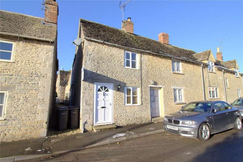 2 Bedrooms End Of Terrace House for sale in The Butts, Cricklade Street, Poulton, Cirencester, GL7