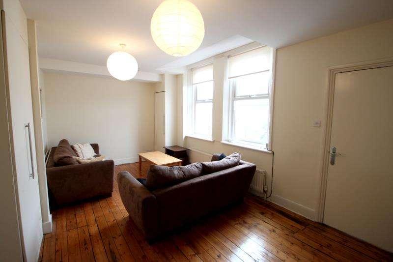 5 Bedrooms Flat for rent in Sixth Avenue, Heaton, Newcastle upon Tyne, NE6 5YN