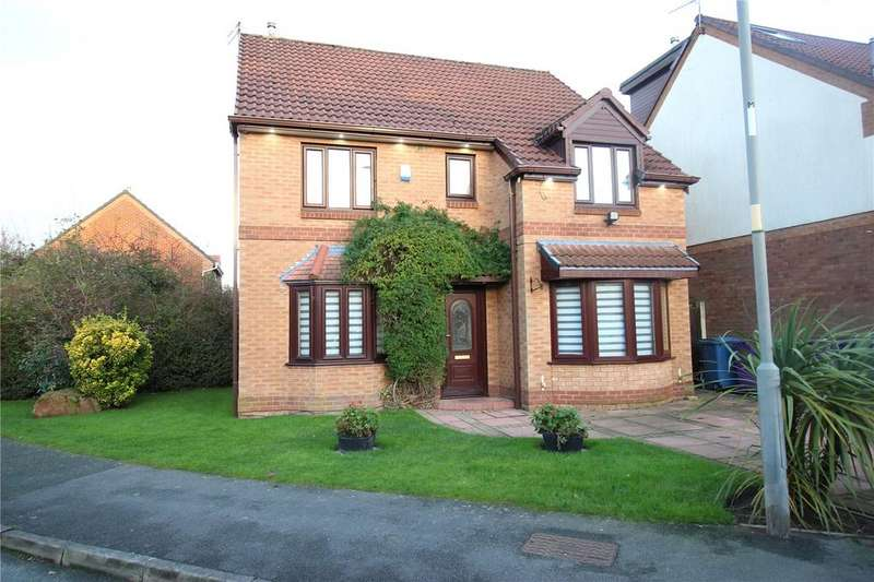 4 Bedrooms Detached House for sale in Inglewood, Liverpool, Merseyside, L12