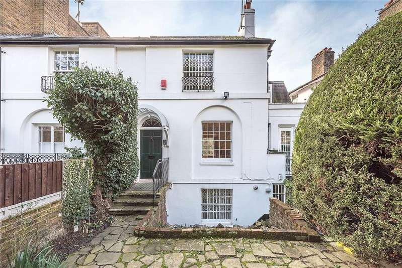 3 Bedrooms Terraced House for sale in South End Road, Hampstead, London, NW3