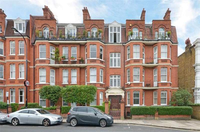 4 Bedrooms Apartment Flat for sale in Burgess Park Mansions, Fortune Green Road, NW6