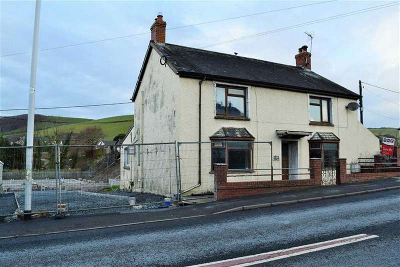 3 Bedrooms Detached House for sale in Brynteify, Bow Street, Aberystwyth, Ceredigion, SY24