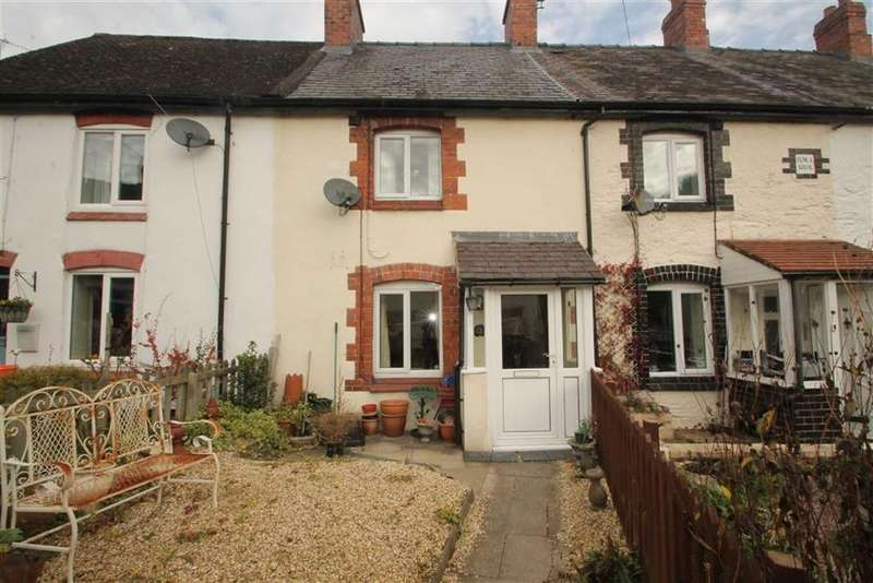 2 Bedrooms Terraced House for sale in Maybury Avenue, Glyn Ceiriog