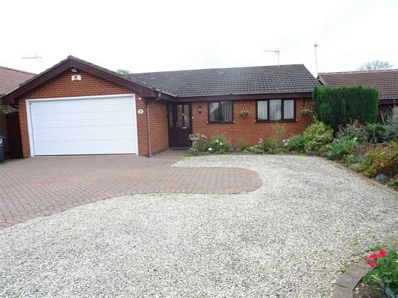 3 Bedrooms Detached Bungalow for sale in Doctors Fields, Earl Shilton