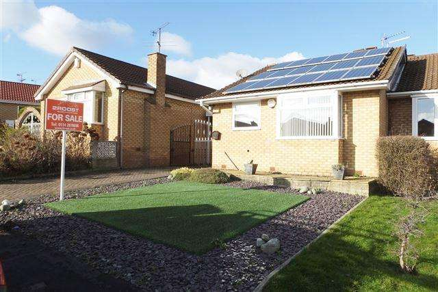 2 Bedrooms Bungalow for sale in Melton Grove, Owlthorpe, S20 6RH