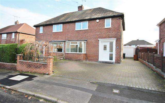 3 Bedrooms Semi Detached House for sale in Manor Road, Brinsworth, Rotherham, S60 5HF