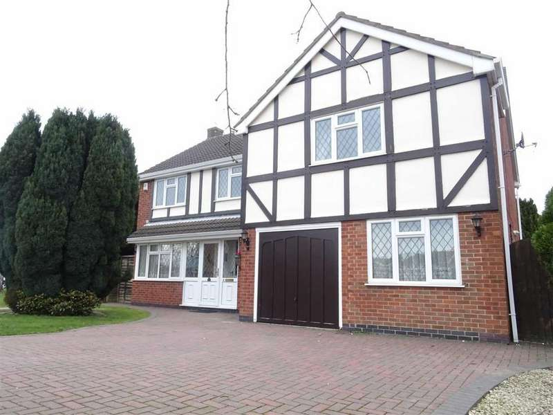 5 Bedrooms Detached House for sale in Herald Way, Burbage