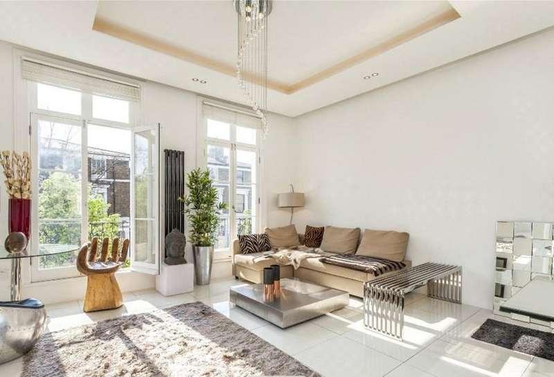 3 Bedrooms Maisonette Flat for sale in Chelsea, London, SW10