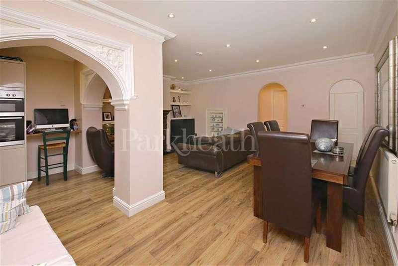 2 Bedrooms Flat for sale in Mackeson Road, Belsize Park, London