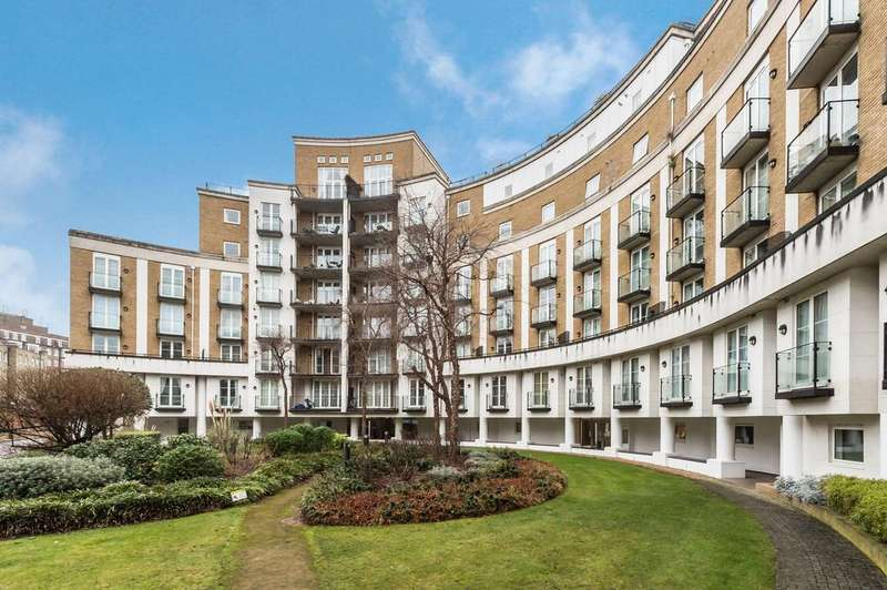 1 Bedroom Flat for sale in Annes Court, Palgrave Gardens, London NW1