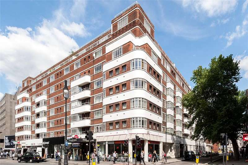1 Bedroom Flat for sale in Paramount Court, WC1E
