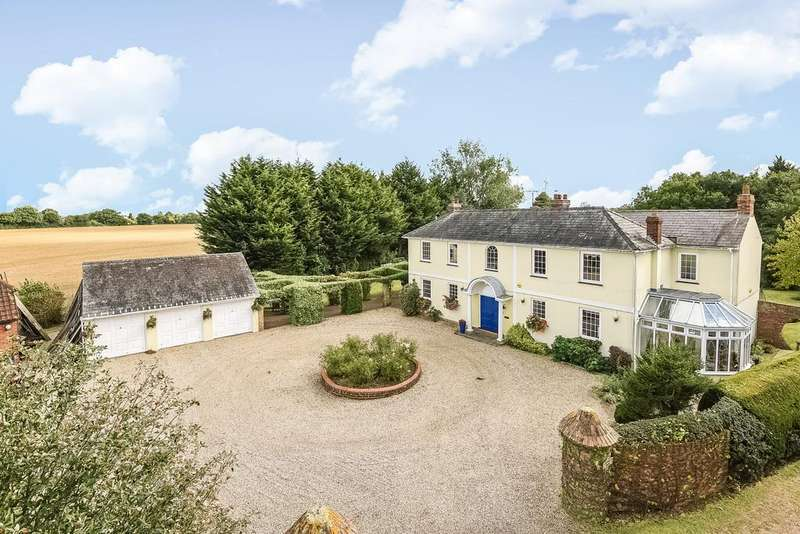 6 Bedrooms Detached House for sale in Hall Road, Panfield, Braintree, CM7