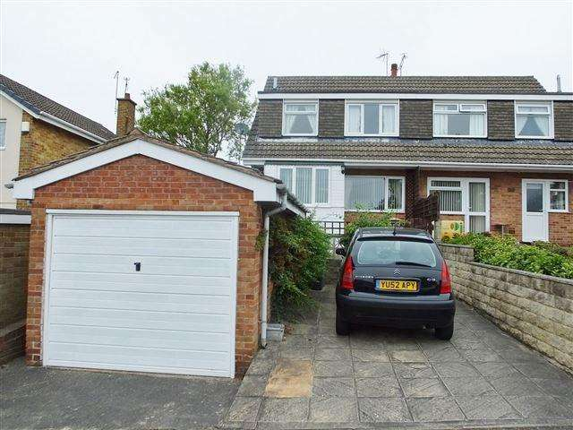 3 Bedrooms Semi Detached House for sale in Worksop Road , Swallownest , Sheffield , S26 2EA