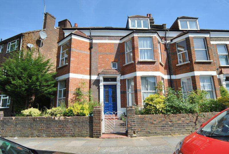 2 Bedrooms Apartment Flat for sale in Hornsey Rise Gardens, N19