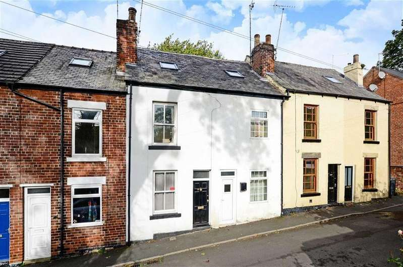3 Bedrooms Terraced House for sale in Chorley Road, Sheffield