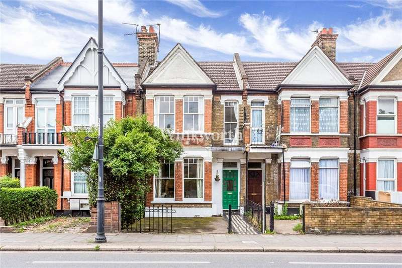 2 Bedrooms Flat for sale in Bruce Grove, London, N17