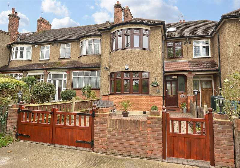 5 Bedrooms Terraced House for sale in Homestall Road, East Dulwich, London, SE22