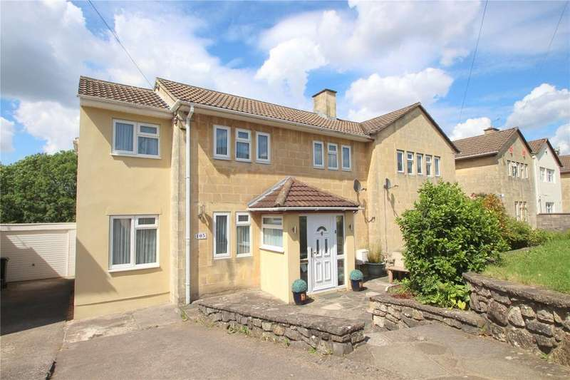 4 Bedrooms Semi Detached House for sale in St Peters Rise, Headley Park, Bristol, BS13
