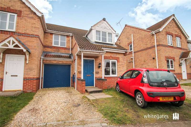 3 Bedrooms Semi Detached House for sale in Bedford Way, Normanby Grange, Scunthorpe, North Lincolnshire, DN15