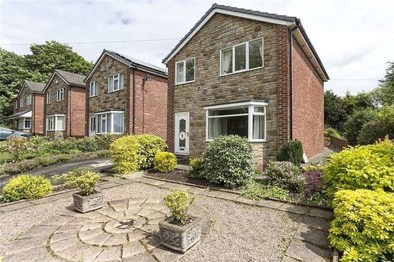 3 Bedrooms Detached House for sale in Francis Street, Mirfield, West Yorkshire, WF14