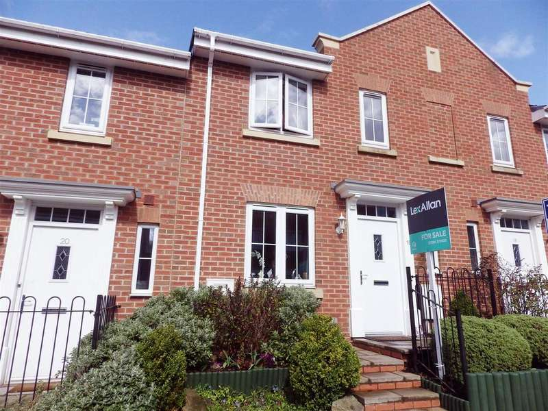 3 Bedrooms Terraced House for sale in Henzel Croft, Brierley Hill